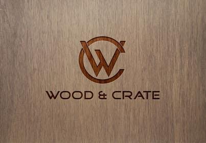 #50 untuk Design a Logo for Wood & Crate oleh vsourse009