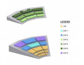 #3 for convert floorplan into 3d view with colour segregation by fzaher