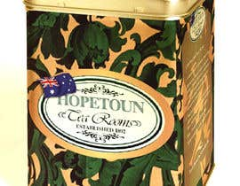#18 for Tea Tin Design af abdellahboumlik