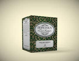 #26 untuk Tea Tin Design oleh skanone