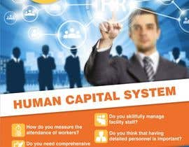 #22 for Re-Design of Human Capital System Brochure by pbcates25