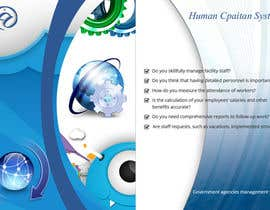 #24 untuk Re-Design of Human Capital System Brochure oleh xsasdesign