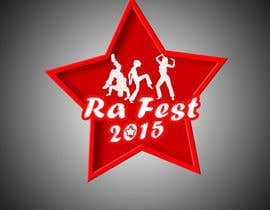 #4 for RA Fest Logo by MadaSociety