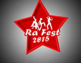 Nro 4 kilpailuun RA Fest Logo käyttäjältä MadaSociety