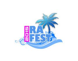 #15 for RA Fest Logo by MadaSociety
