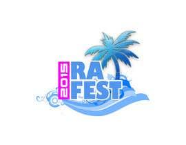 Nro 15 kilpailuun RA Fest Logo käyttäjältä MadaSociety