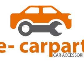 Nro 38 kilpailuun Design a Logo for Car Accessories Website Eshop käyttäjältä vivekdaneapen