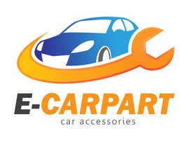 Nro 39 kilpailuun Design a Logo for Car Accessories Website Eshop käyttäjältä vivekdaneapen