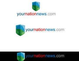 #63 untuk Design a Logo for yournationnews.com oleh masidislam