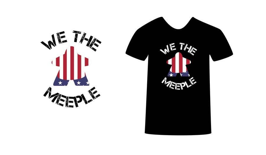 Kilpailutyö #40 kilpailussa Design a T-Shirt for a new niche T-Shirt company