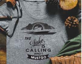 #34 for Design a T-Shirt for Lake af rubayet58