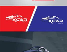 #99 for Design a Logo for x car rental af blueeyes00099