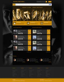 #10 cho Design a layout according to specification (HTML + CSS) bởi kreativeminds