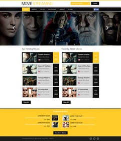 #14 untuk Design a layout according to specification (HTML + CSS) oleh kreativeminds
