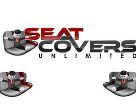 #58 for Seat Covers Company, Logo Design Contest af taganherbord
