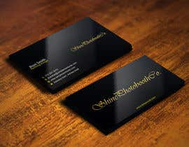 #16 for Business cards by gohardecent