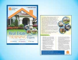 #37 untuk Design a Double-Sided Flyer for a Real Estate Company oleh Hammadbhatty