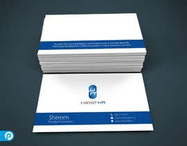 #14 for Hayat HR design a business card af alvinfadoil