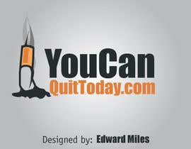 #5 for Design Logo for YouCanQuitToday.com by EdwardMiles