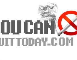 Nro 13 kilpailuun Design Logo for YouCanQuitToday.com käyttäjältä salvamagno