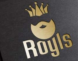 #25 untuk LOGO degin for 'Royls' - Beard oil! oleh SlavIK1991
