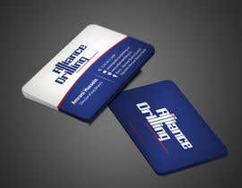 #81 untuk Design some Business Cards for Drilling Riggs oil & gas oleh imtiazmahmud80