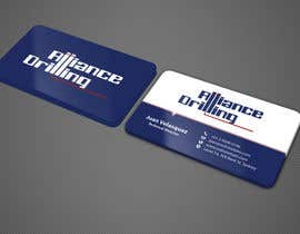 #108 for Design some Business Cards for Drilling Riggs oil & gas by mamun313