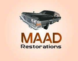 #115 for Design a Logo for Maad Restorations af muhammadjunaid65