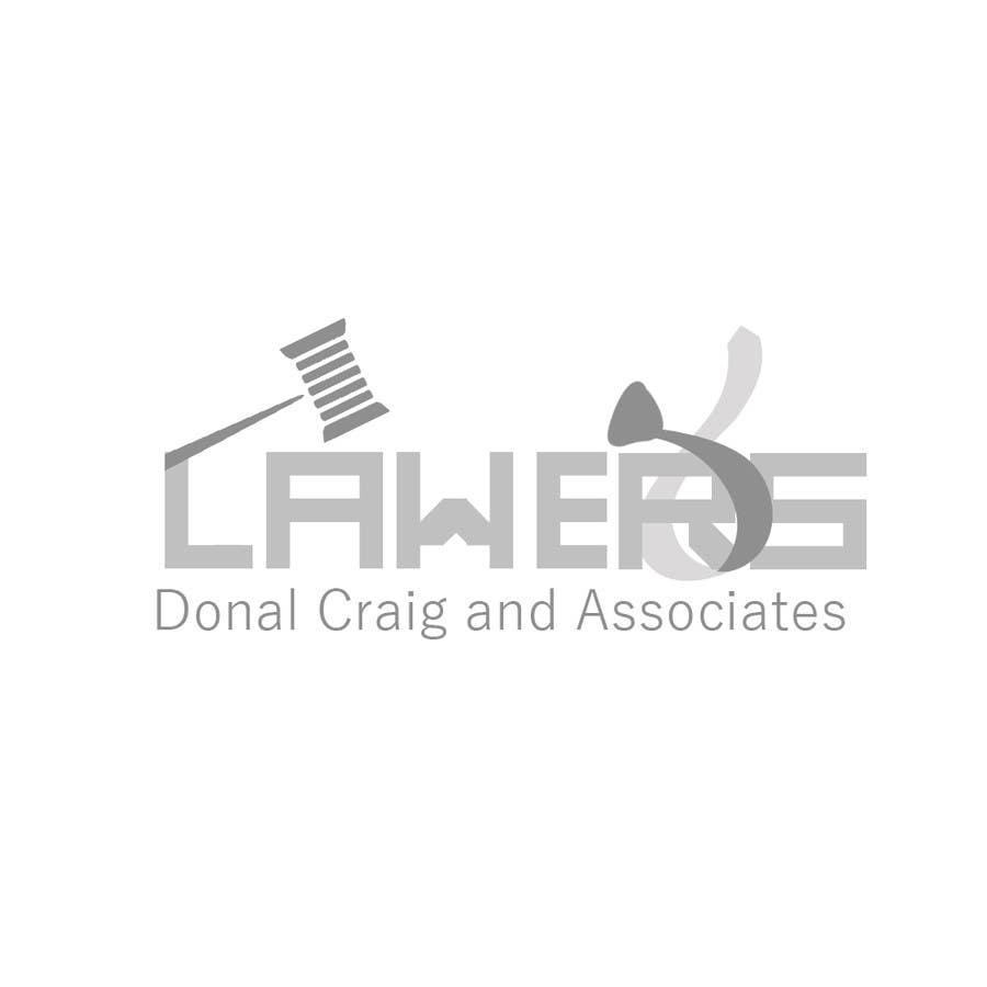 Penyertaan Peraduan #3 untuk Design a Logo for Donal Craig and Associates