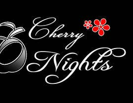 #141 for Design a Logo for Cherry Nights af tkarlington