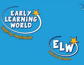 #15 para Design a Logo for Early Learning World por Ferrignoadv