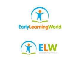 #21 para Design a Logo for Early Learning World por BrandCreativ3