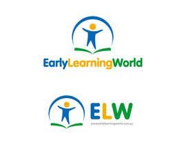 #52 para Design a Logo for Early Learning World por BrandCreativ3