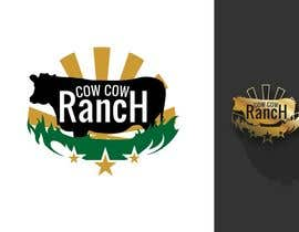 #82 for Design a Logo for Cow Cow Ranch by maximchernysh
