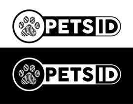 #9 untuk Pets ID Logo Design oleh NikWB