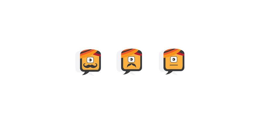 Penyertaan Peraduan #8 untuk Design some Icons for Movie Review website