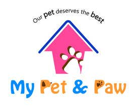 #70 for Design a Logo for My Pet & Paw -- 3 by byori161