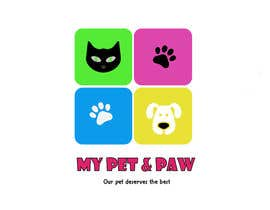 #68 for Design a Logo for My Pet & Paw -- 3 by Gergriff
