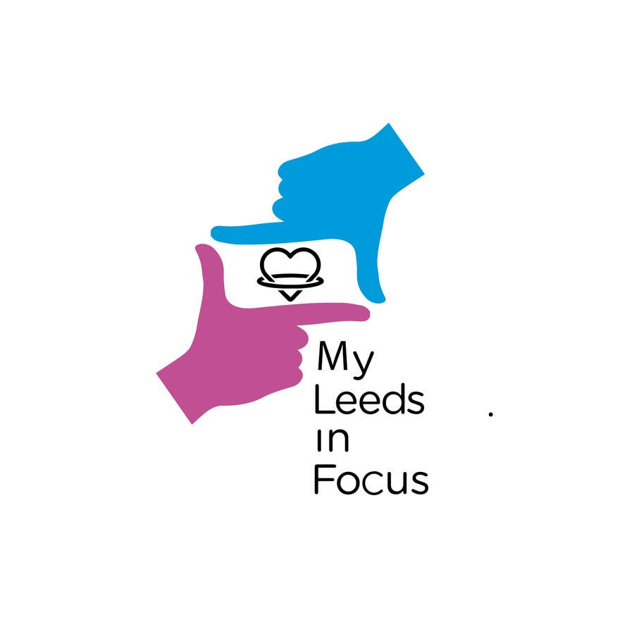 Kilpailutyö #12 kilpailussa Contest to design a logo for a city photography competition - My Leeds in Focus