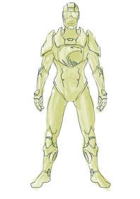 #9 for Need a character in robot style af akazuk