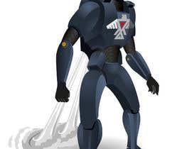 #7 untuk Need a character in robot style oleh vadimprohorenko