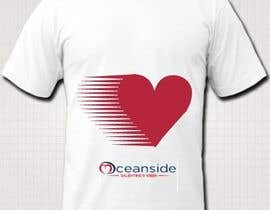 #133 untuk Design a T-Shirt for Oceanside Valentine Week oleh dprachi