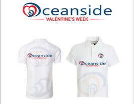 #107 untuk Design a T-Shirt for Oceanside Valentine Week oleh AalianShaz