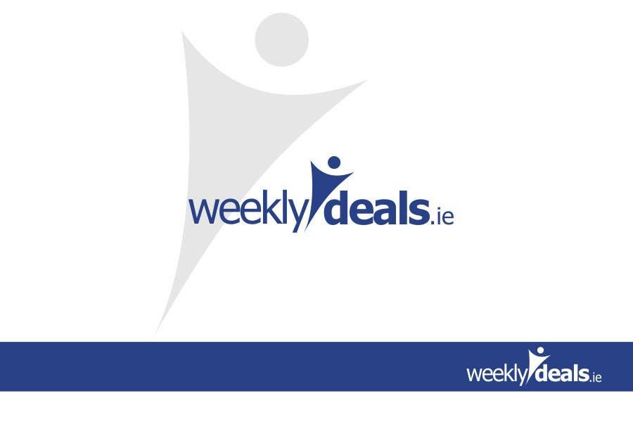 Bài tham dự cuộc thi #11 cho Logo Design for weeklydeals.ie