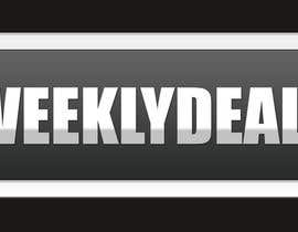 #151 untuk Logo Design for weeklydeals.ie oleh Jevangood