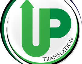 NaniGondo tarafından Design a Logo for Up Translation için no 17