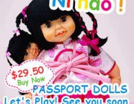 Nro 24 kilpailuun Passport Dolls käyttäjältä Maitran203
