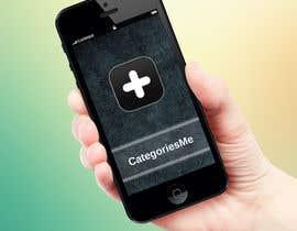 #6 for Design an App Mockup for my categorisation app af motoroja