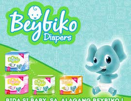 #44 for Design a Banner for Diaper Products af skuanchey