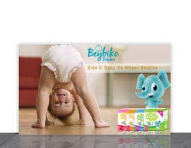 #46 for Design a Banner for Diaper Products af adidoank123